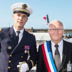Prise de commandement de Guillaume Liot de Nortbecourt