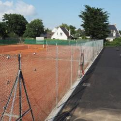 Inauguration des Tennis de Kerlosquen